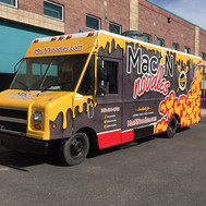 Mac 'N Noodles Denver Food Truck serving hand crafted macaroni & cheese