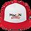 Mac 'N Noodles Logo Trucker Snapback Cap