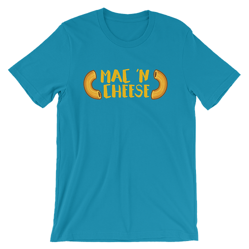 Mac 'N Cheese Shirt - Macaroni and Cheese Shirt - Mac and Cheese Shirt