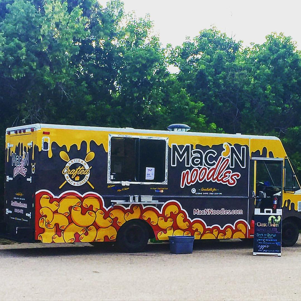 Mac 'N Noodles Denver Food Truck serving Mac and Cheese