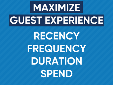 Recency, Frequency, Duration and Spend in Action!