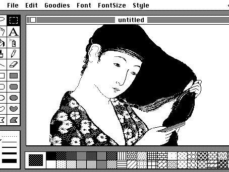 From MacPaint to Artificial Intelligence