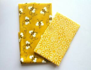 beeswax wraps yellow gift