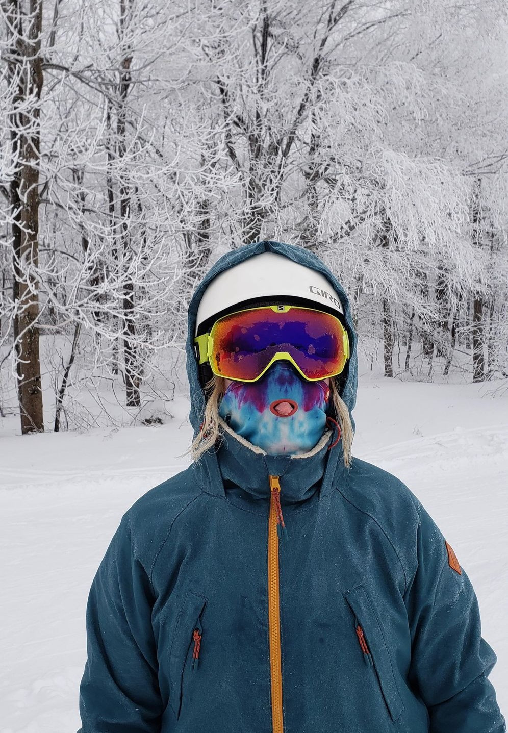 concordia outdoors club executive team silver linings snowboarding snow cold