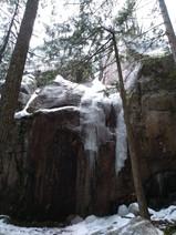 frozen waterfall number 3