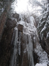 frozen waterfall number 2