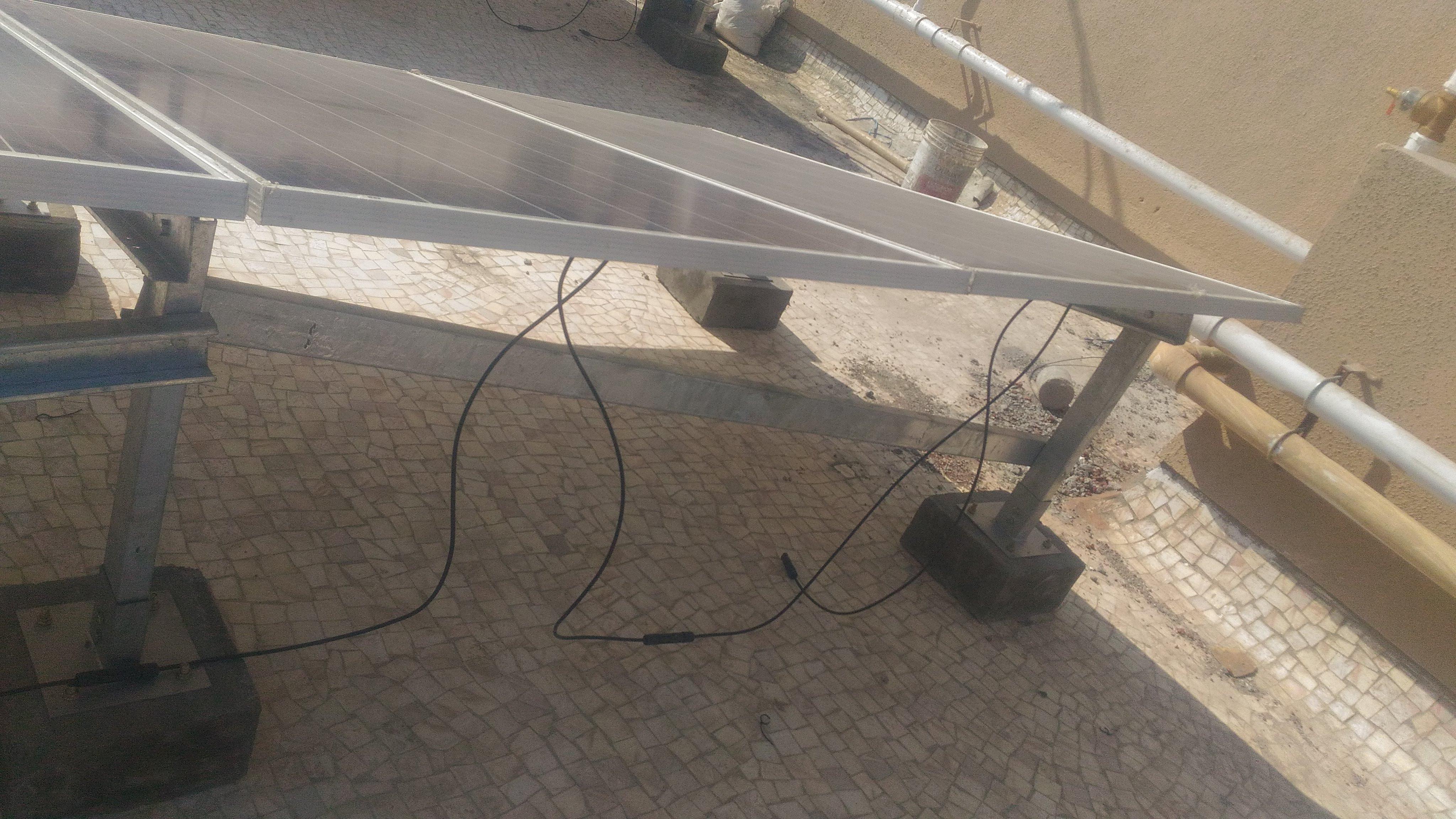Solar Plant Repair and Servicing