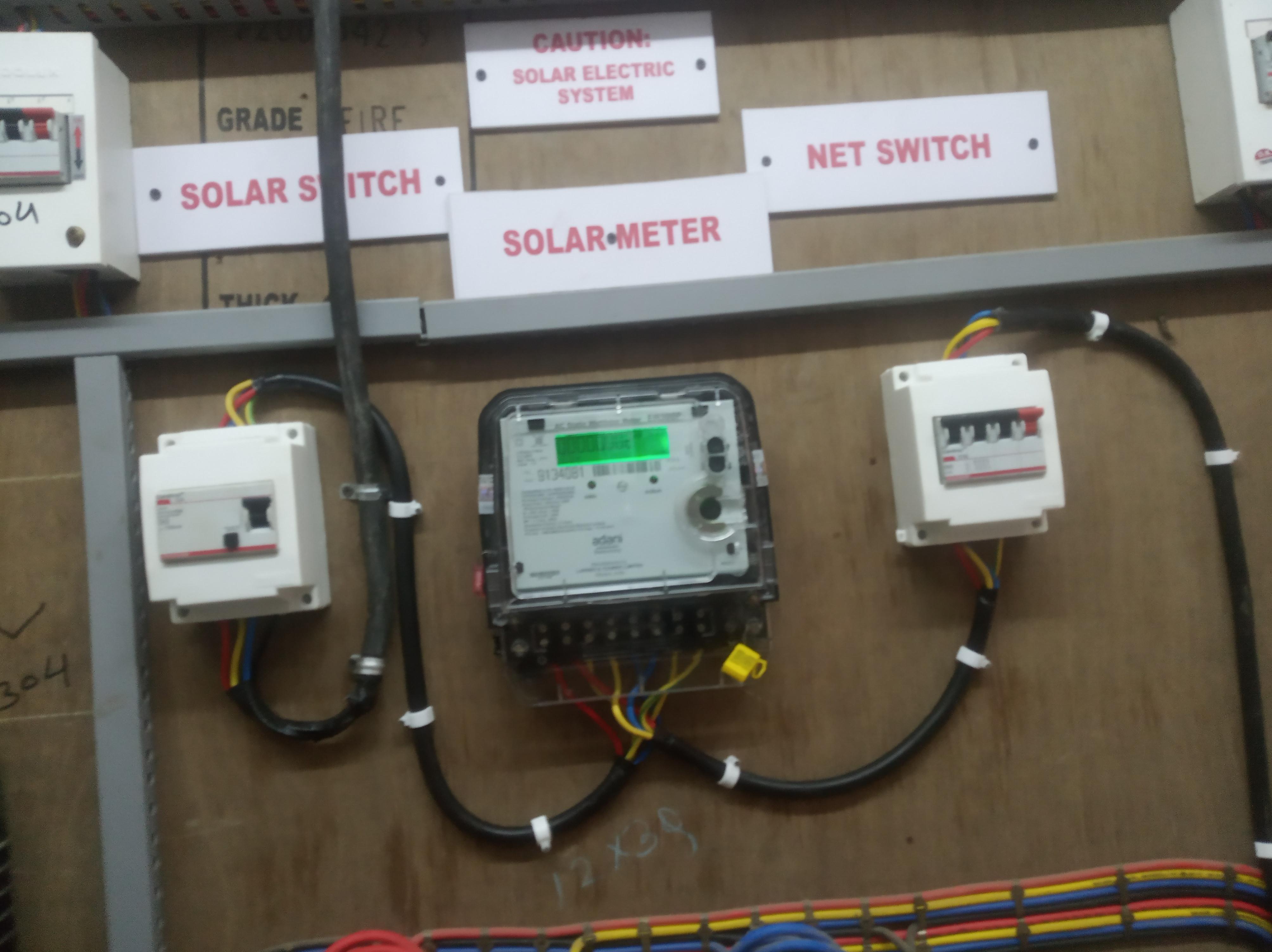 Net-Metering Solar