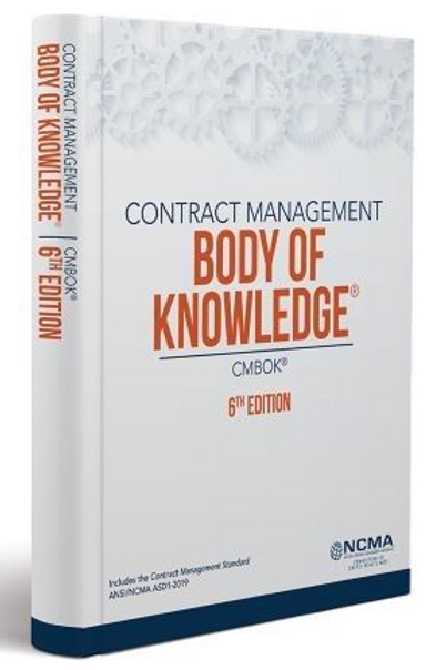 NEW! Contract Management Body of Knowledge® (CMBOK®) 6th Edition