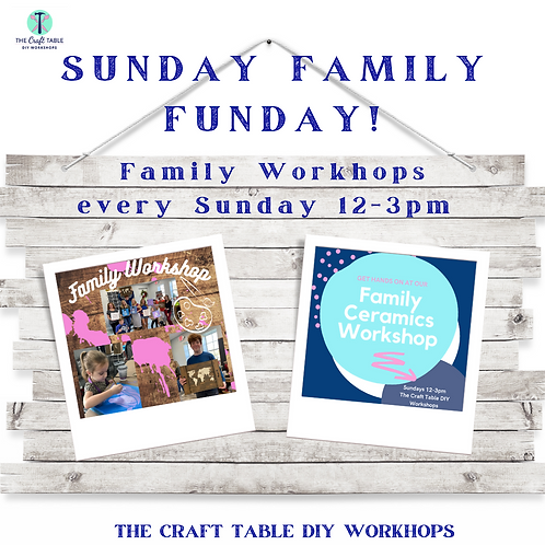 07/25  12-3p of Sunday Family Funday