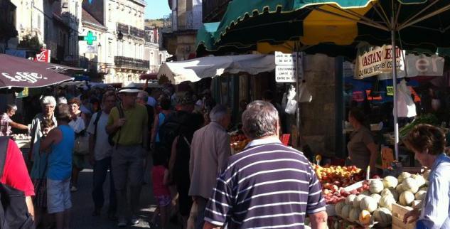 marchés du Périgord