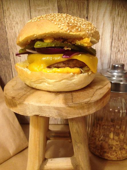 Fastfood Vegan | Linselles | VG'TERRIEN