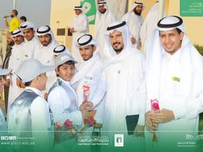 طلاب ابتدائية عبدالرحمن فقيه يحتفون بمعلميهم بمناسبة اليوم العالمي للمعلم
