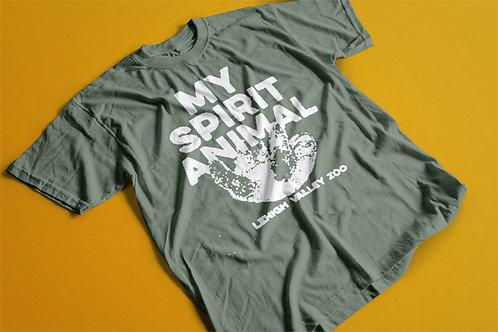 My Spirit Animal Sloth T-Shirt