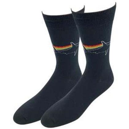 Shark Side of the Moon Socks