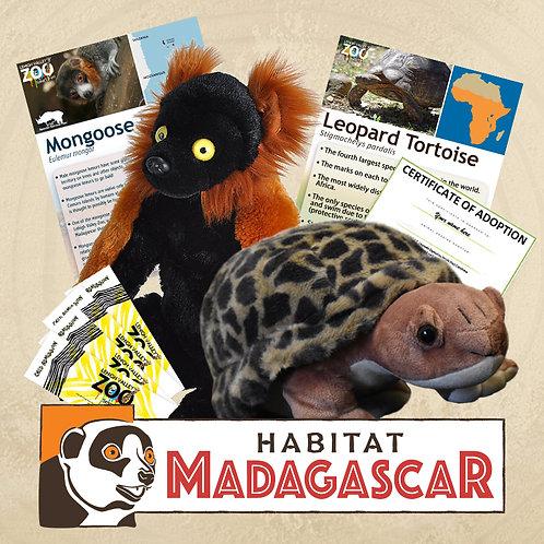 ADOPT An Animal - Habitat Madagascar Package