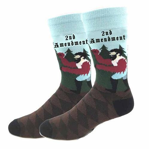 Second Amendment Socks