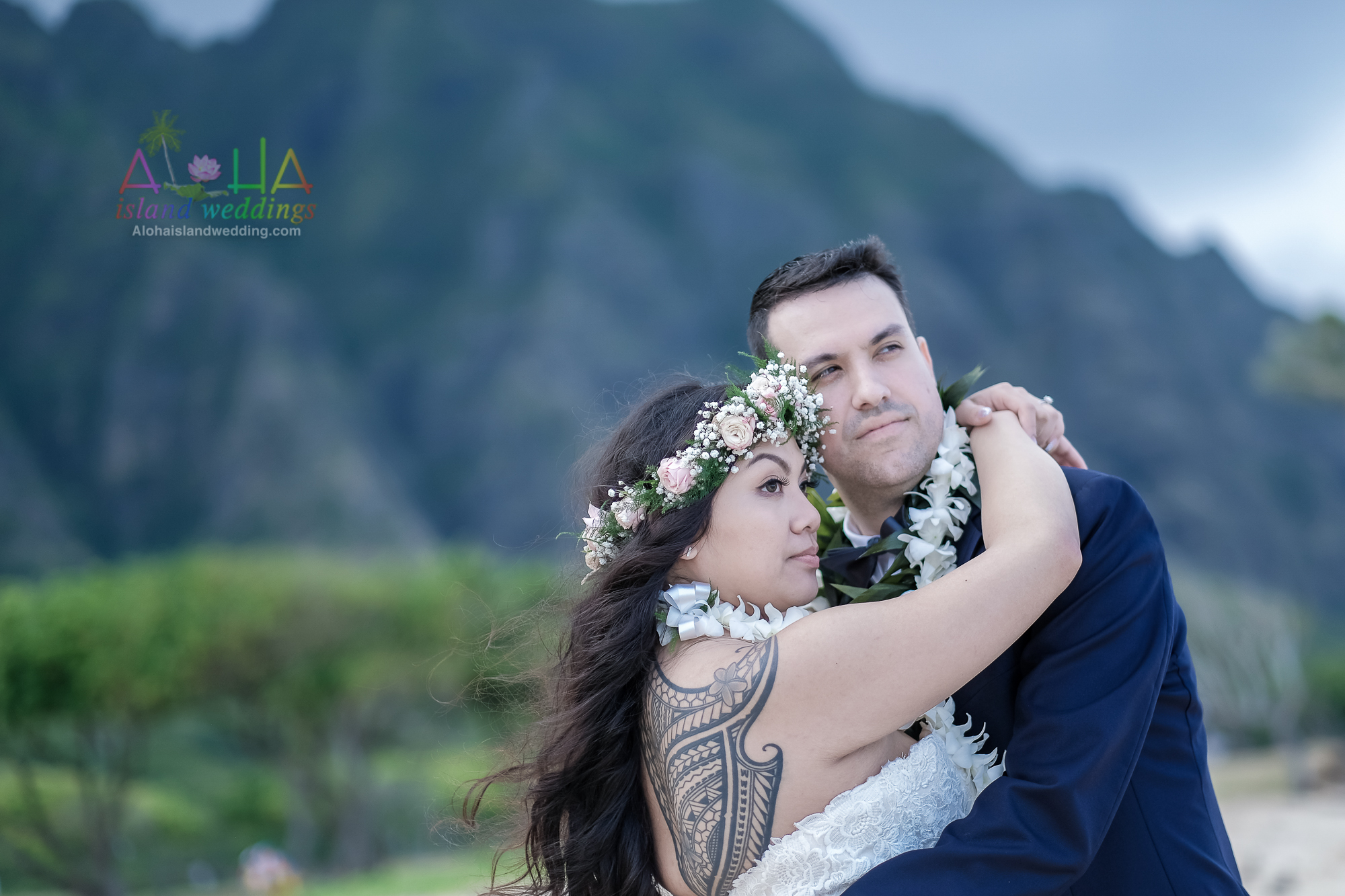 Hawaii weddings and events, Kualoa-120