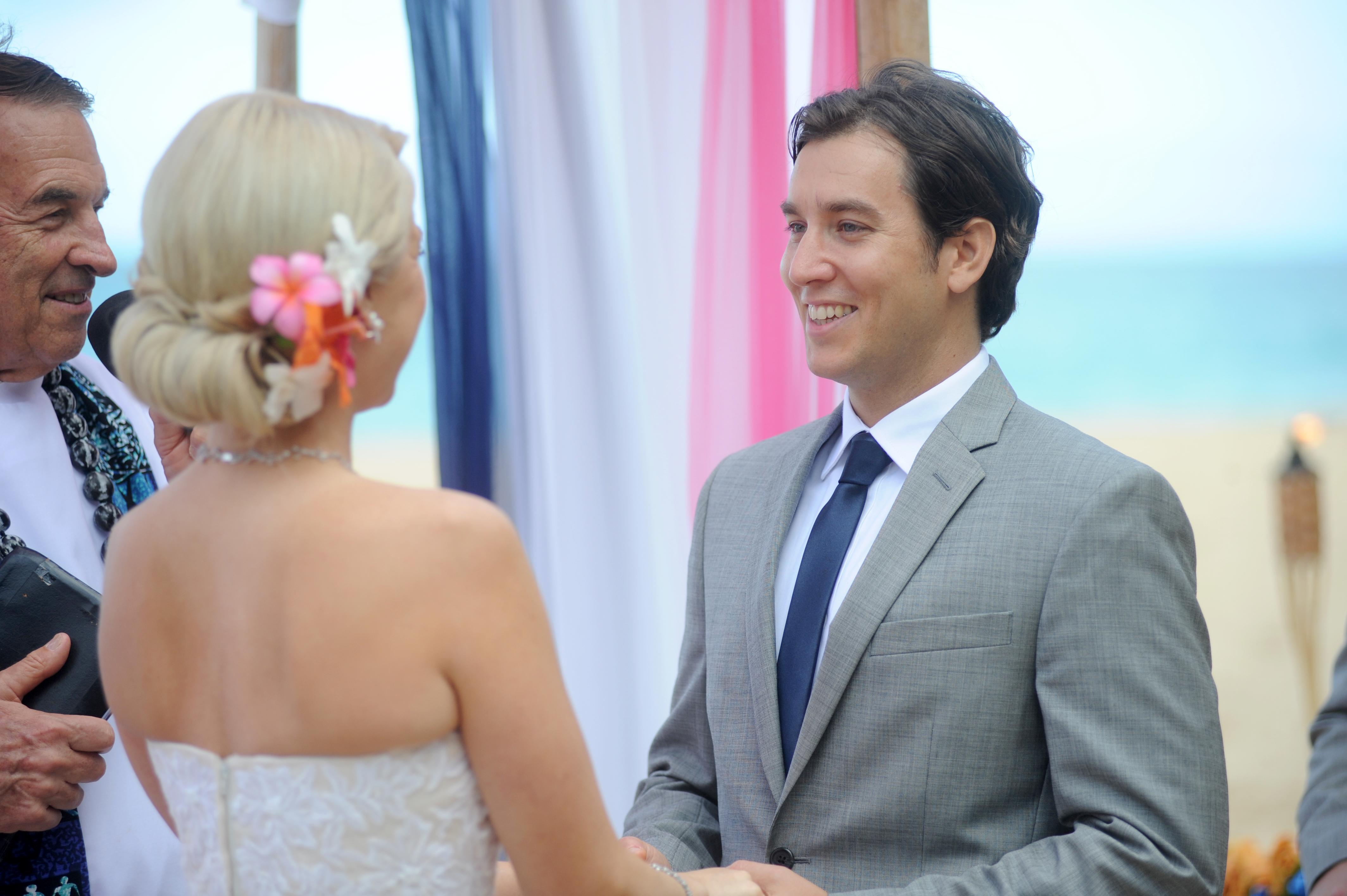 wedding In Hawaii - wedding ceremony-30
