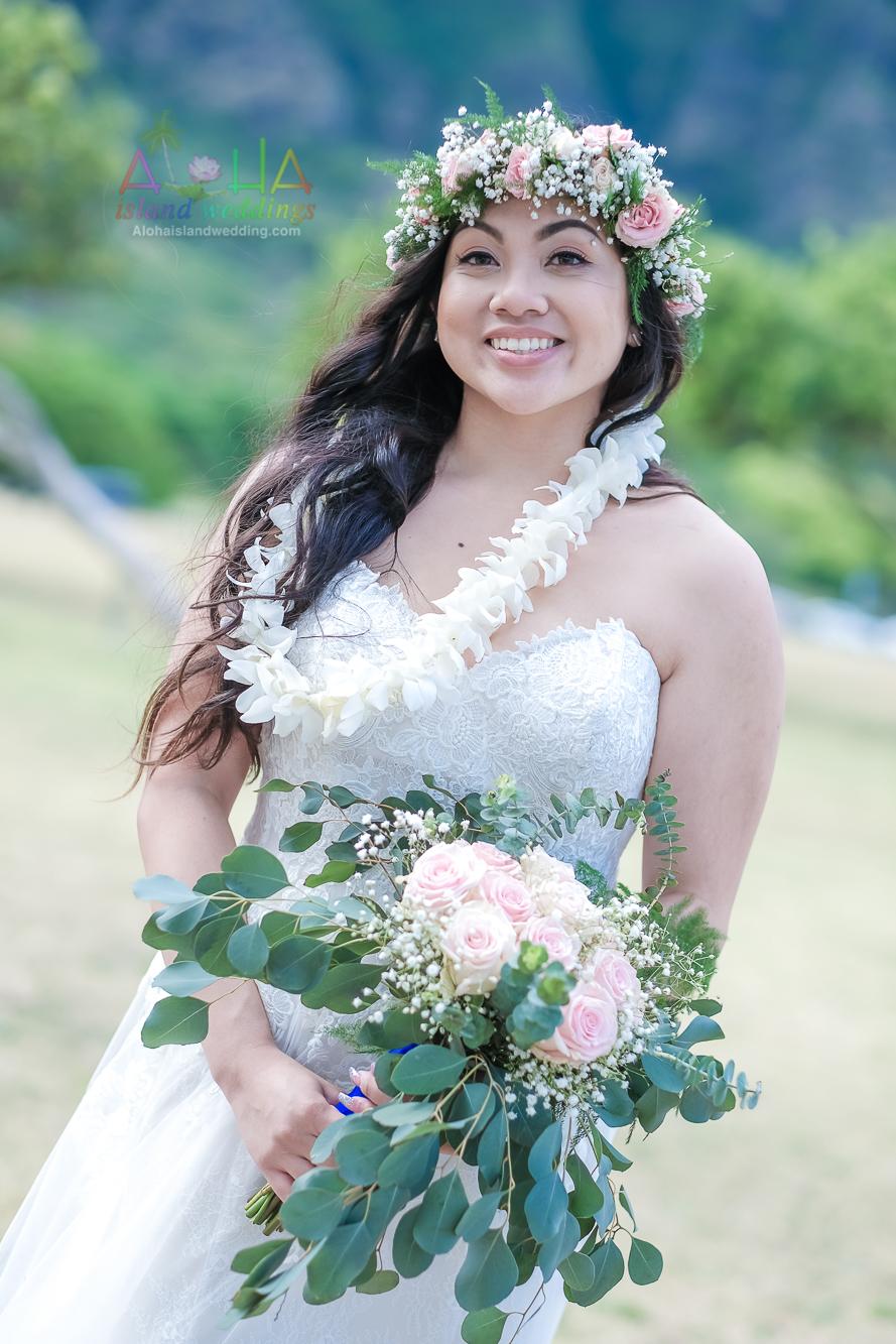 Hawaii weddings and events, Kualoa-3