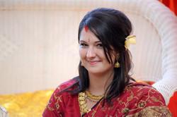 Hawaiian Indian Wedding Ceremony -35