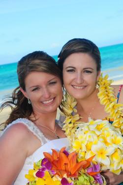 Hawaii beach wedding - lotus car 6