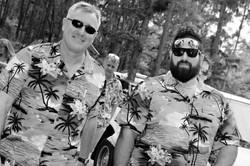 Hawaii beach wedding - lotus car 35