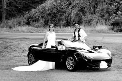 alohaislandweddings- Lotus car -26