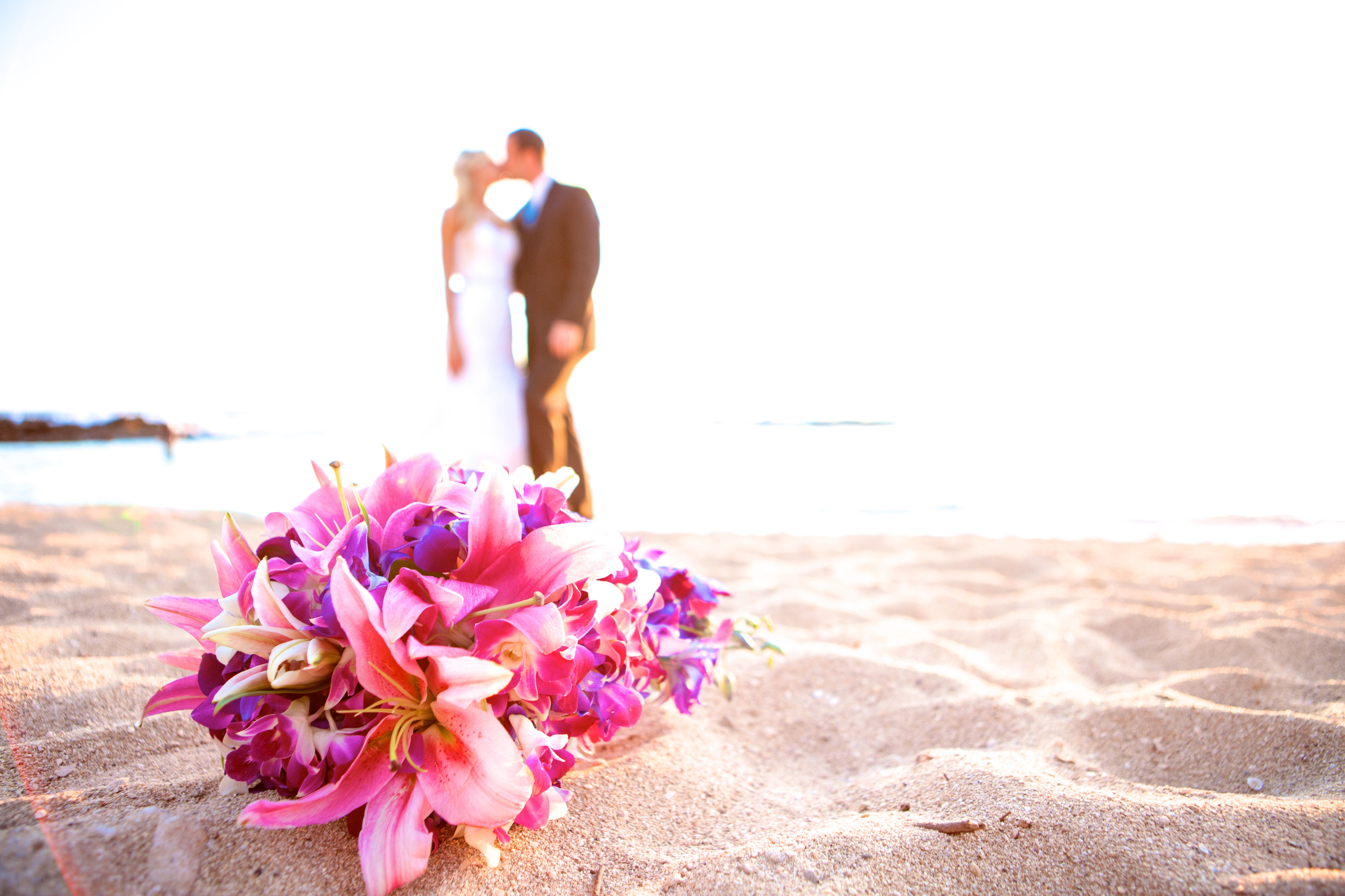 Hawaii wedding paradise cove 43