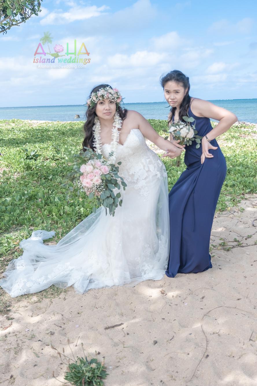 Hawaii weddings and events, Kualoa-39