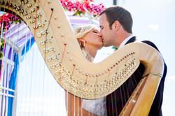 Harpist in Hawaii 14
