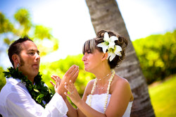 Wedding Cake in Hawaii-5
