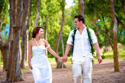 Wedding In Hawaii - by alohaislandweddings.com-2