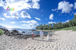 wedding or vow renewal site in the Ko'Olina-1