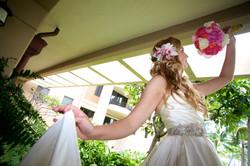 Hawaiian Wedding Pictre Ceremony -149
