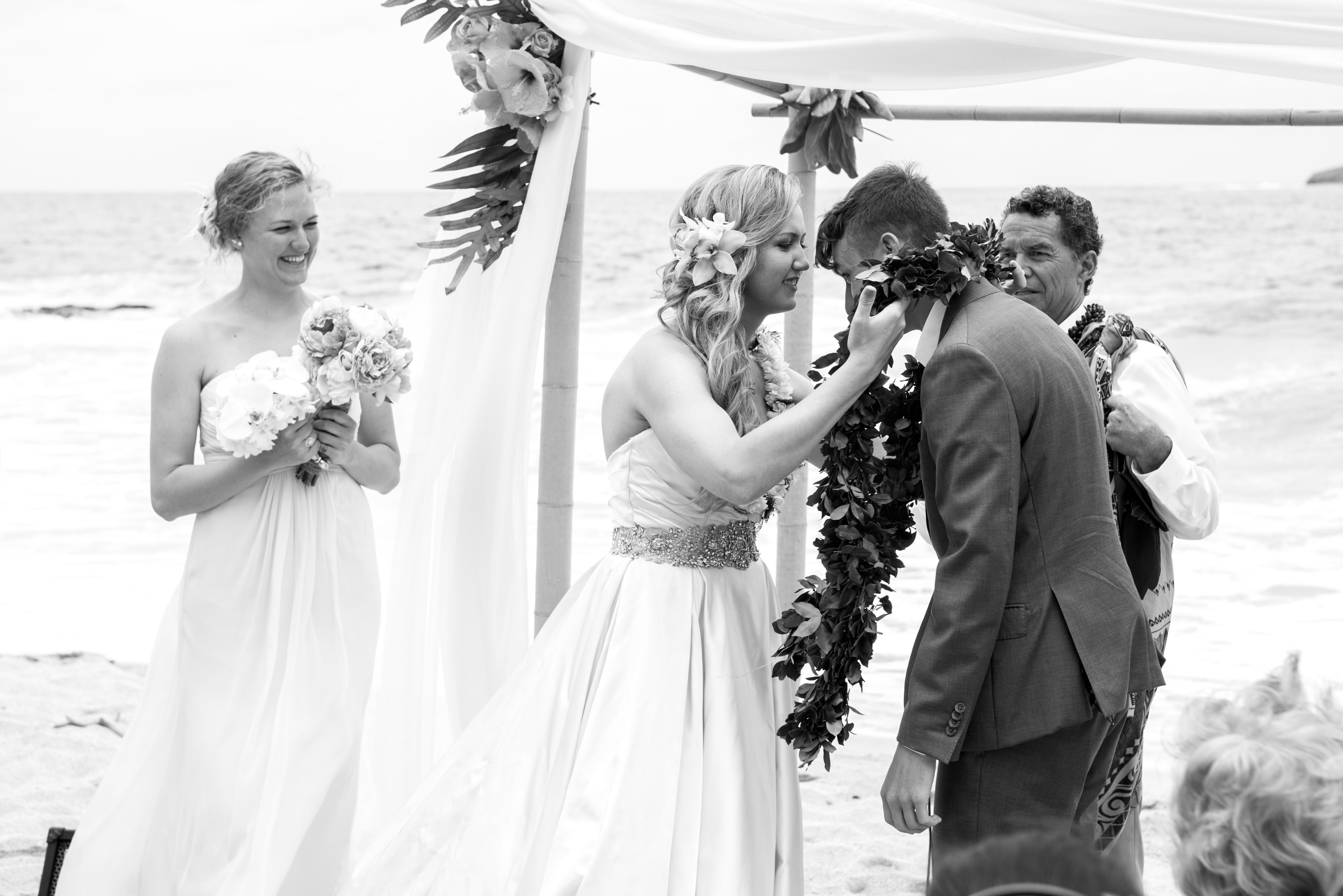 Hawaiian Wedding Ceremony -27