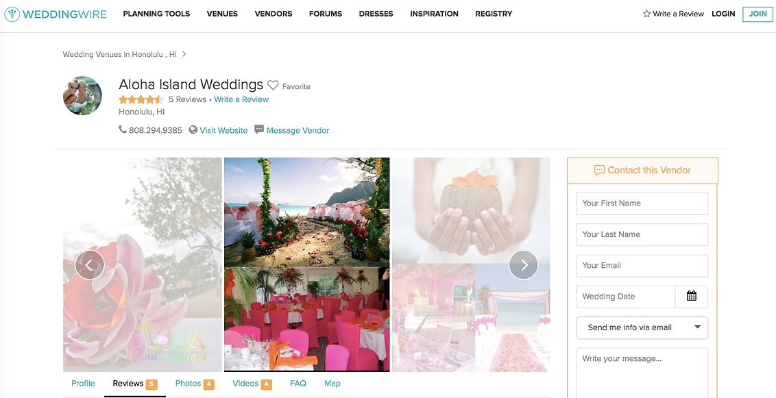 Hawaii Wedding review 33