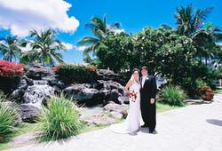 Dove Release wedding ceremony in Hawaii-11