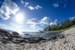 wedding or vow renewal site in the Ko'Olina-10