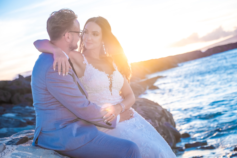 Magic island Hawaii beach wedding -52