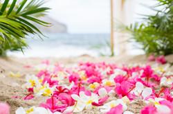 Hawaiian Wedding Ceremony -2