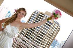 Hawaiian Wedding Pictre Ceremony -117