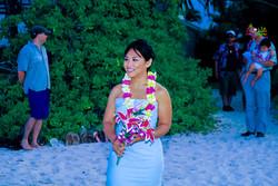 Beach wedding in Kailua-83