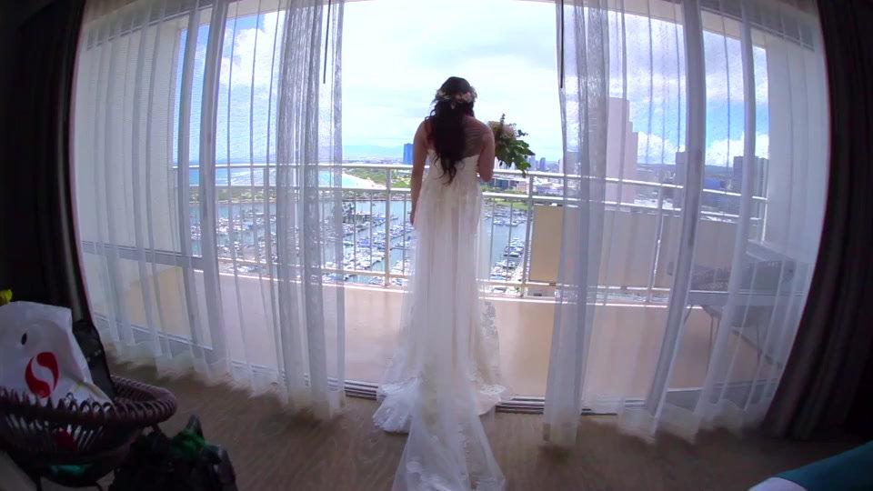 Hawaii wedding, wedding in hawaii