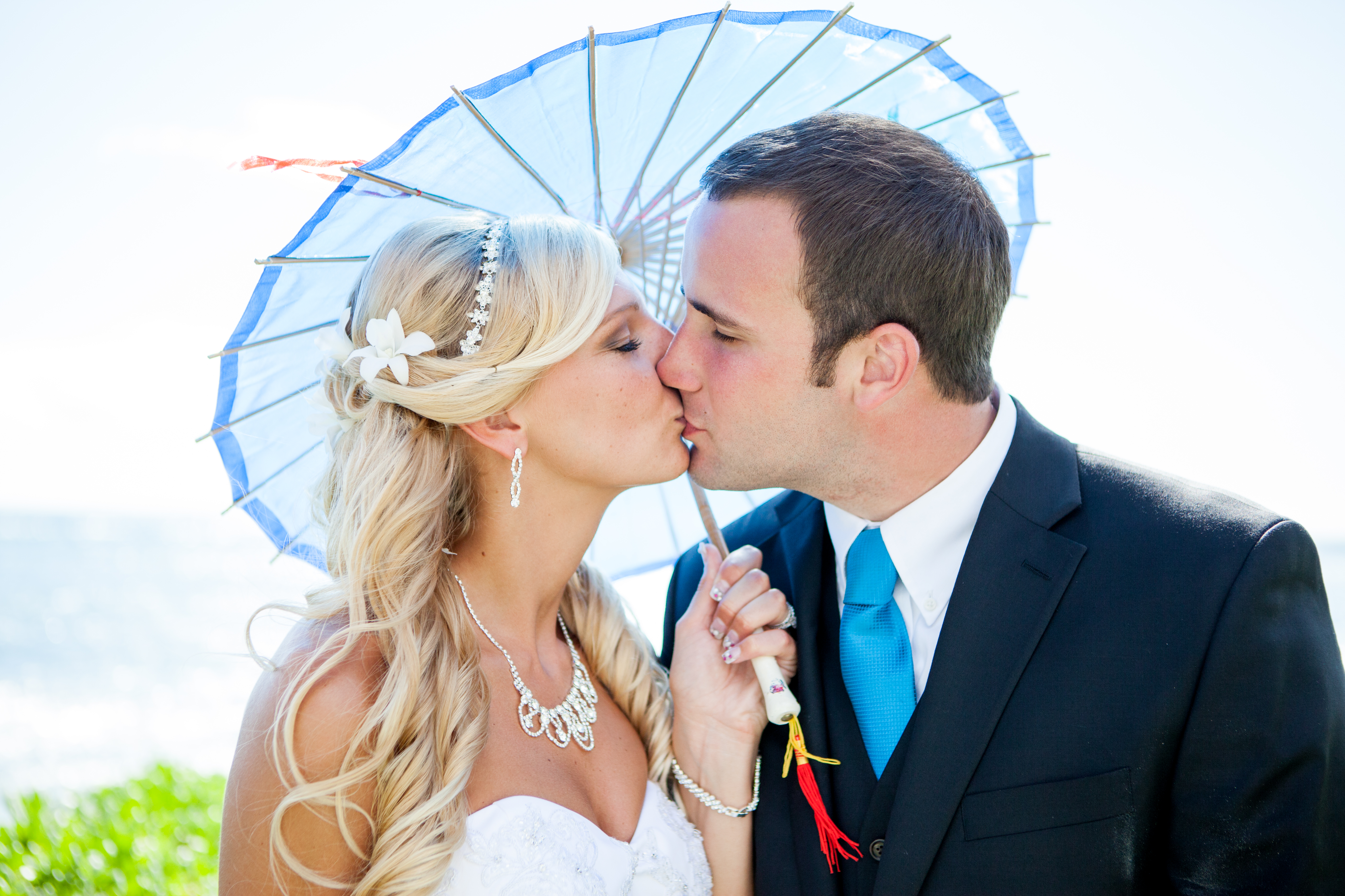 wedding in Hawaii Resort