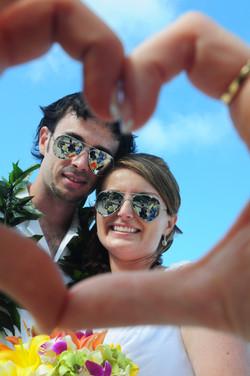 Hawaii Beach wedding photography 1