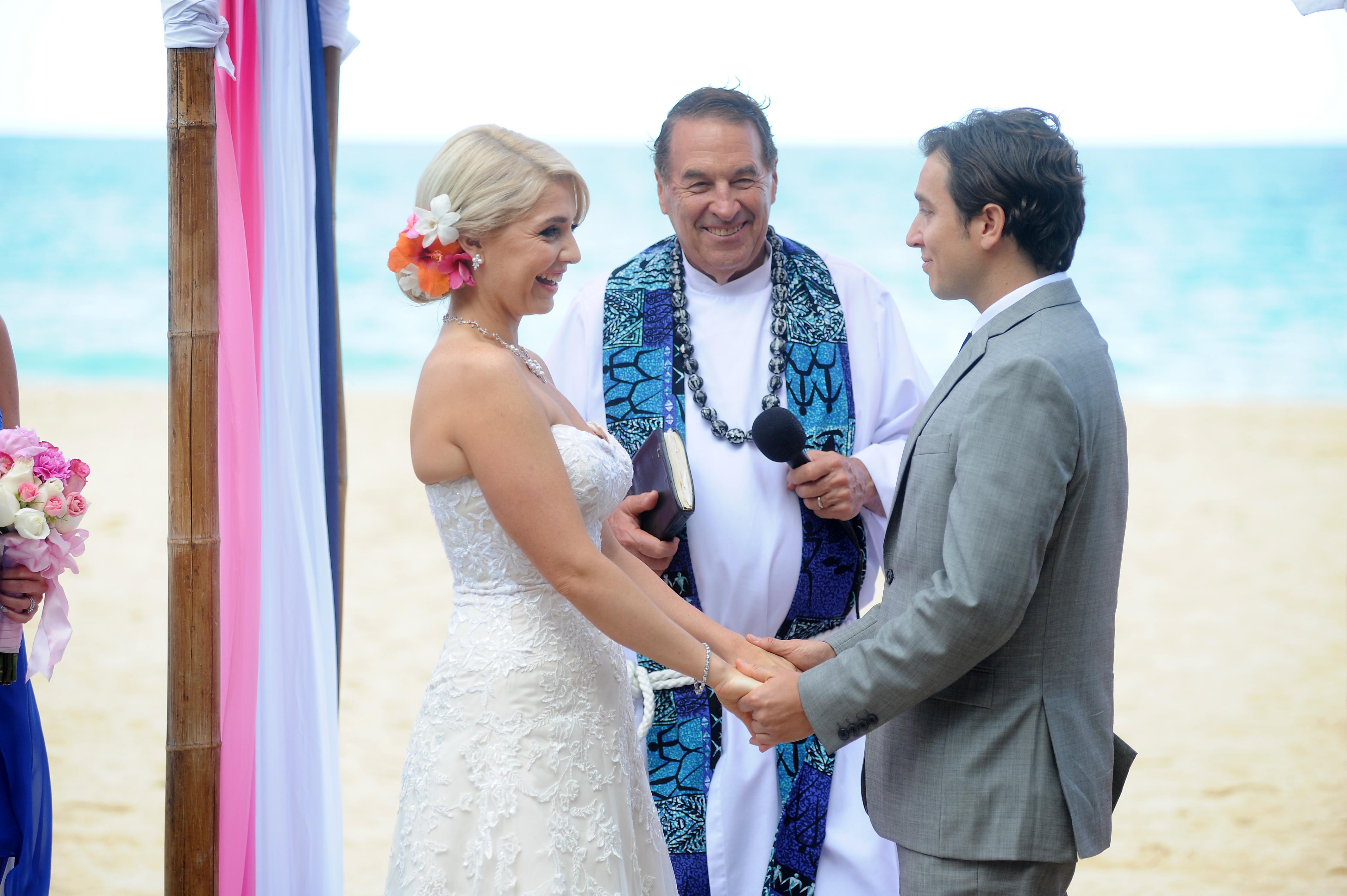wedding In Hawaii - wedding ceremony-26