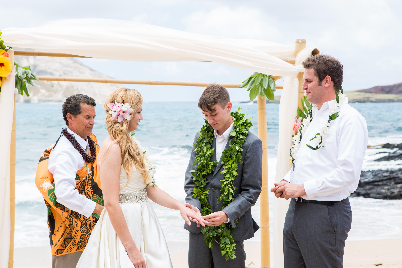 Hawaiian Wedding Ceremony -36
