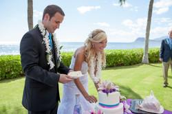 Wedding ceremony at paradise cove 7