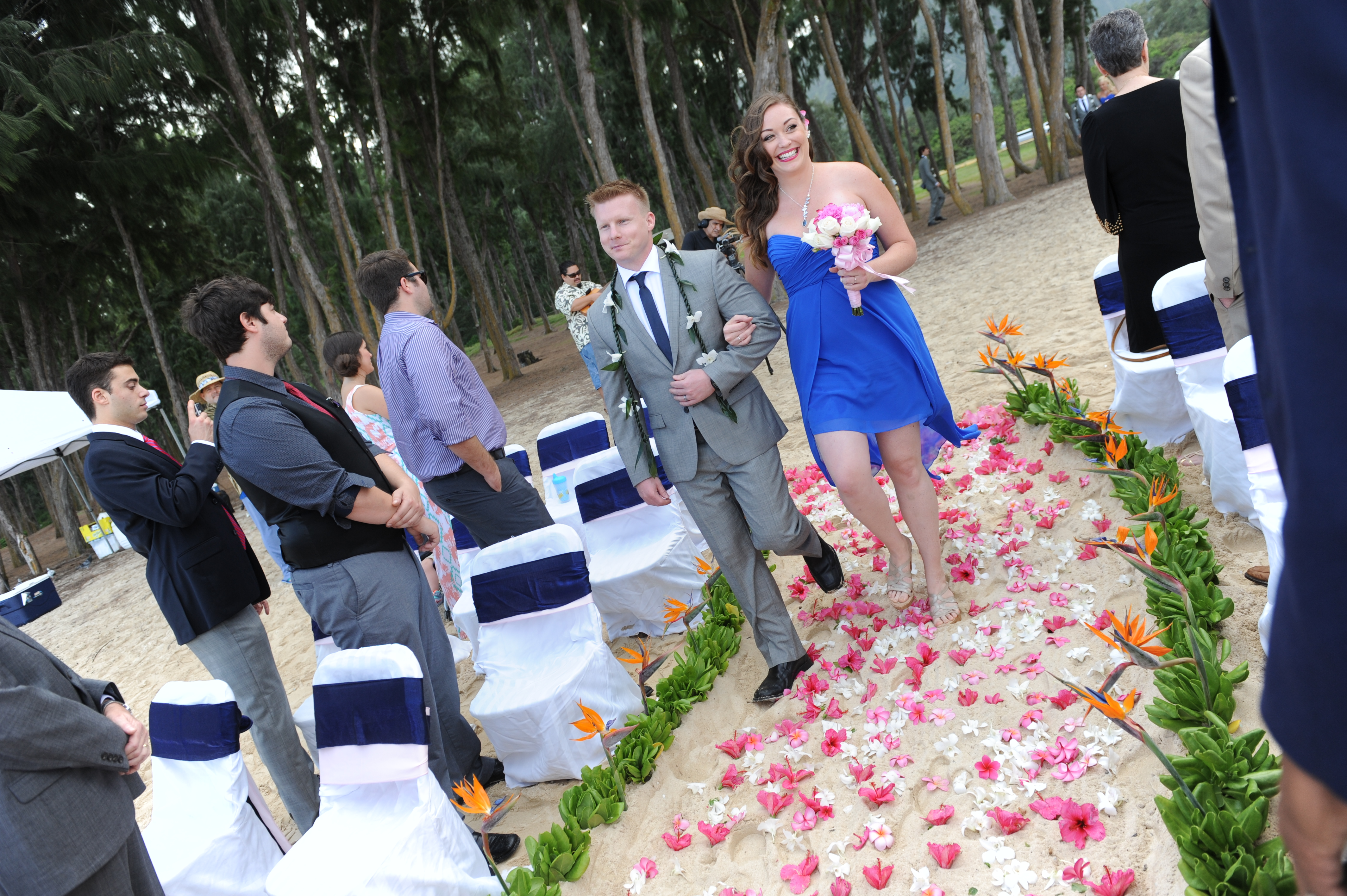 wedding In Hawaii - wedding ceremony-19